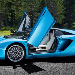 Location Lamborghini Aventador Roadster S