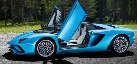 Location Lamborghini Aventador Roadster S